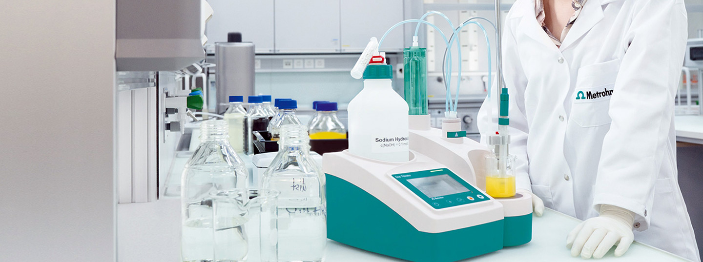 Reliably affordable: The new Eco Titrator